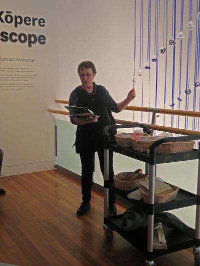 Judith Jones, recipient of the Arts Access Accolade 2020